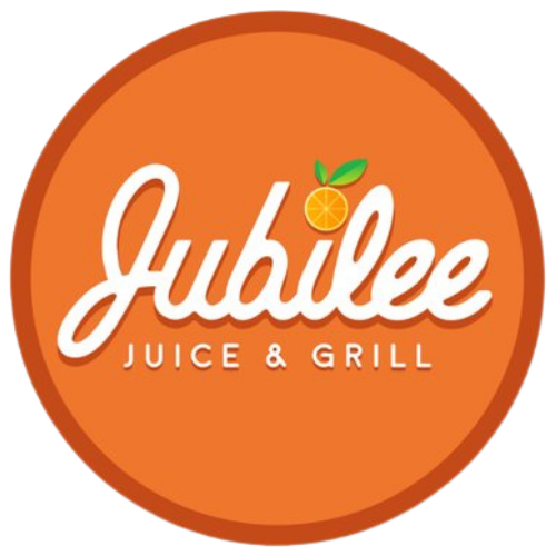 Jubilee Juice & Grill located in West Loop Chicago PNG Logo